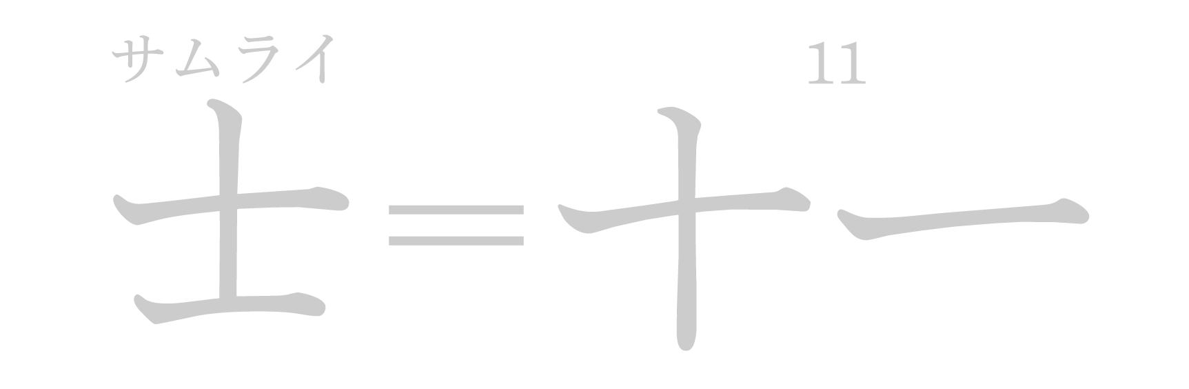 ニシムクサムライ